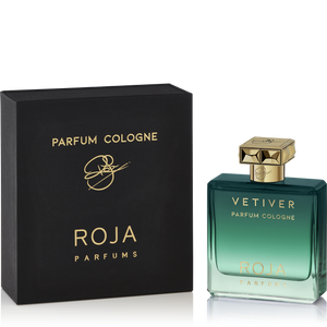 Vetiver Pour Homme Cologne (EdP Concentration), 100ml - PARFUMS LUBNER