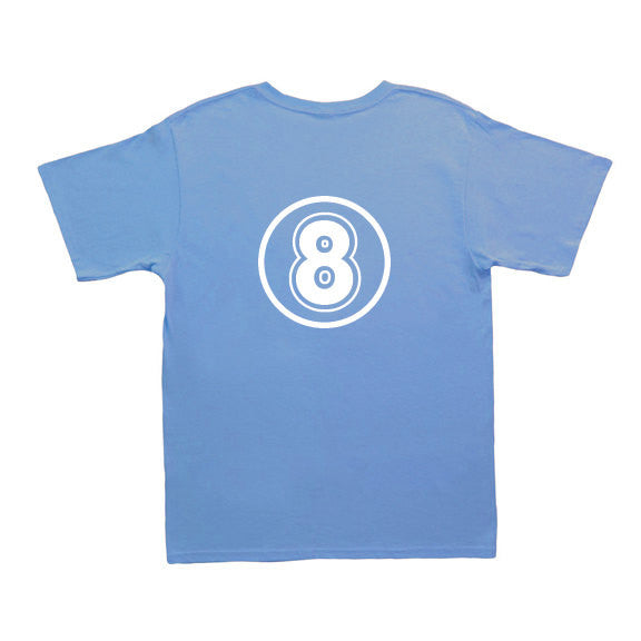 Circle 8 Birthday Shirt