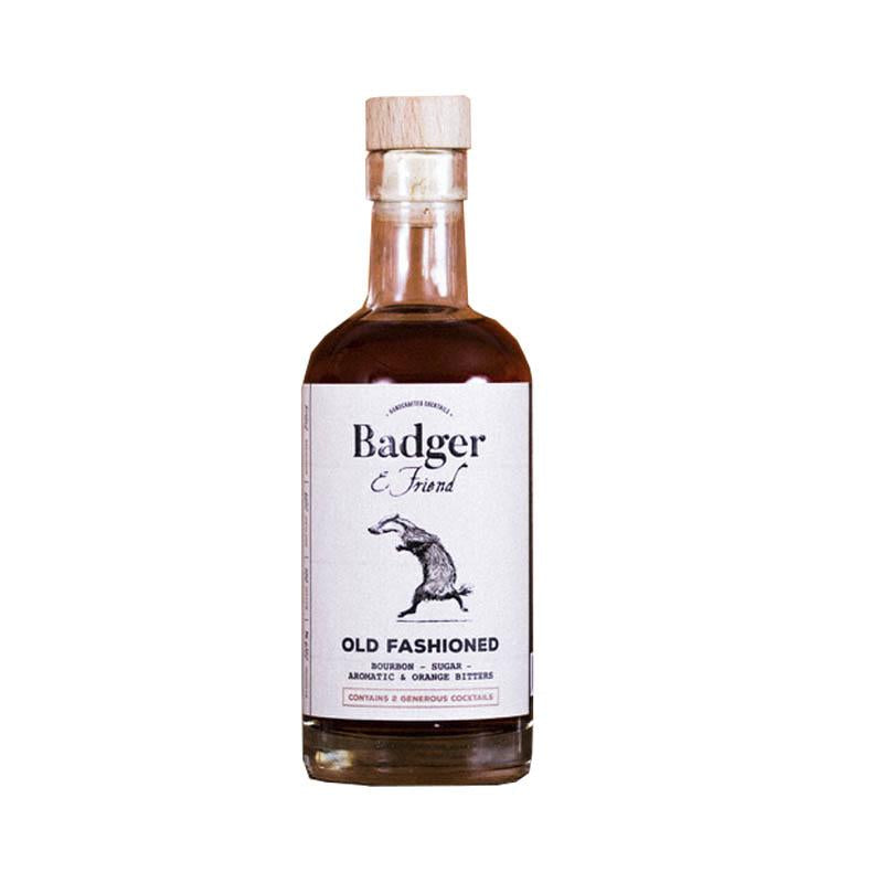 Badger - Old Fashioned (Ready-Made-Cocktail)