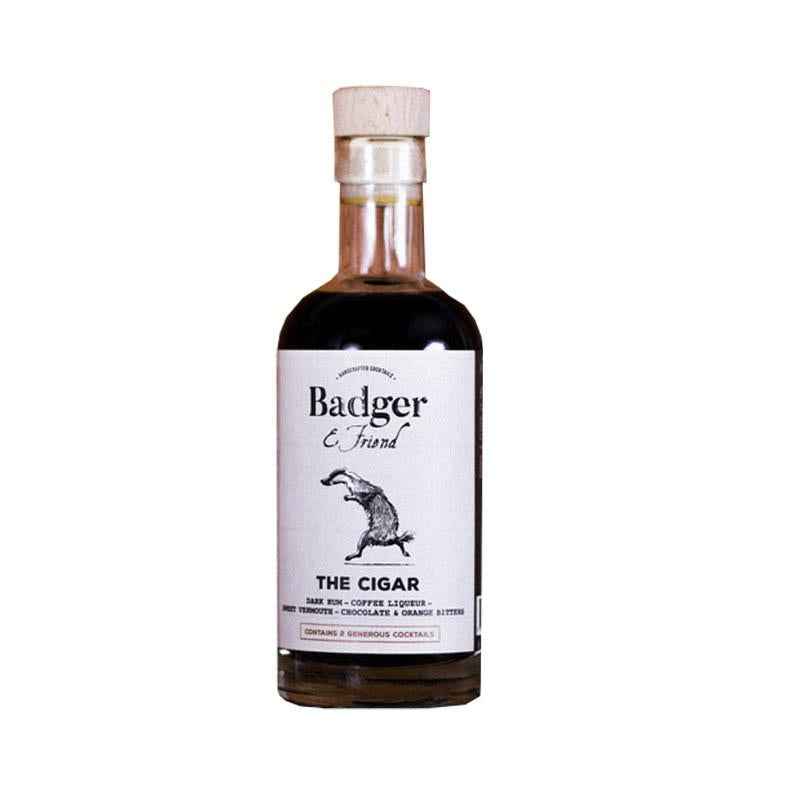 Badger - The Cigar (Ready-Made-Cocktail)