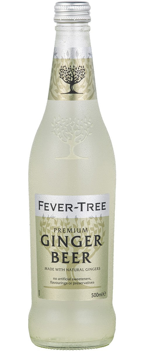 Fever-Tree Ginger Beer Tonic Water - 50 cl