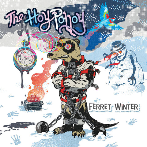 The Hoy Polloy - Ferret Winter EP
