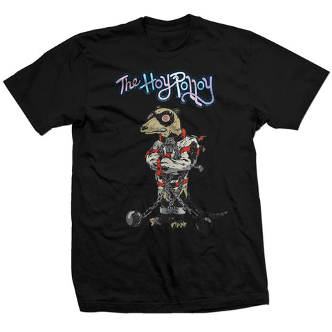 "The Hoy Polloy Apparel: ""Ferret Winter"" T-Shirt"
