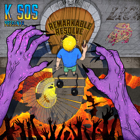 K Sos Presents...Remarkable Resolve (CD)