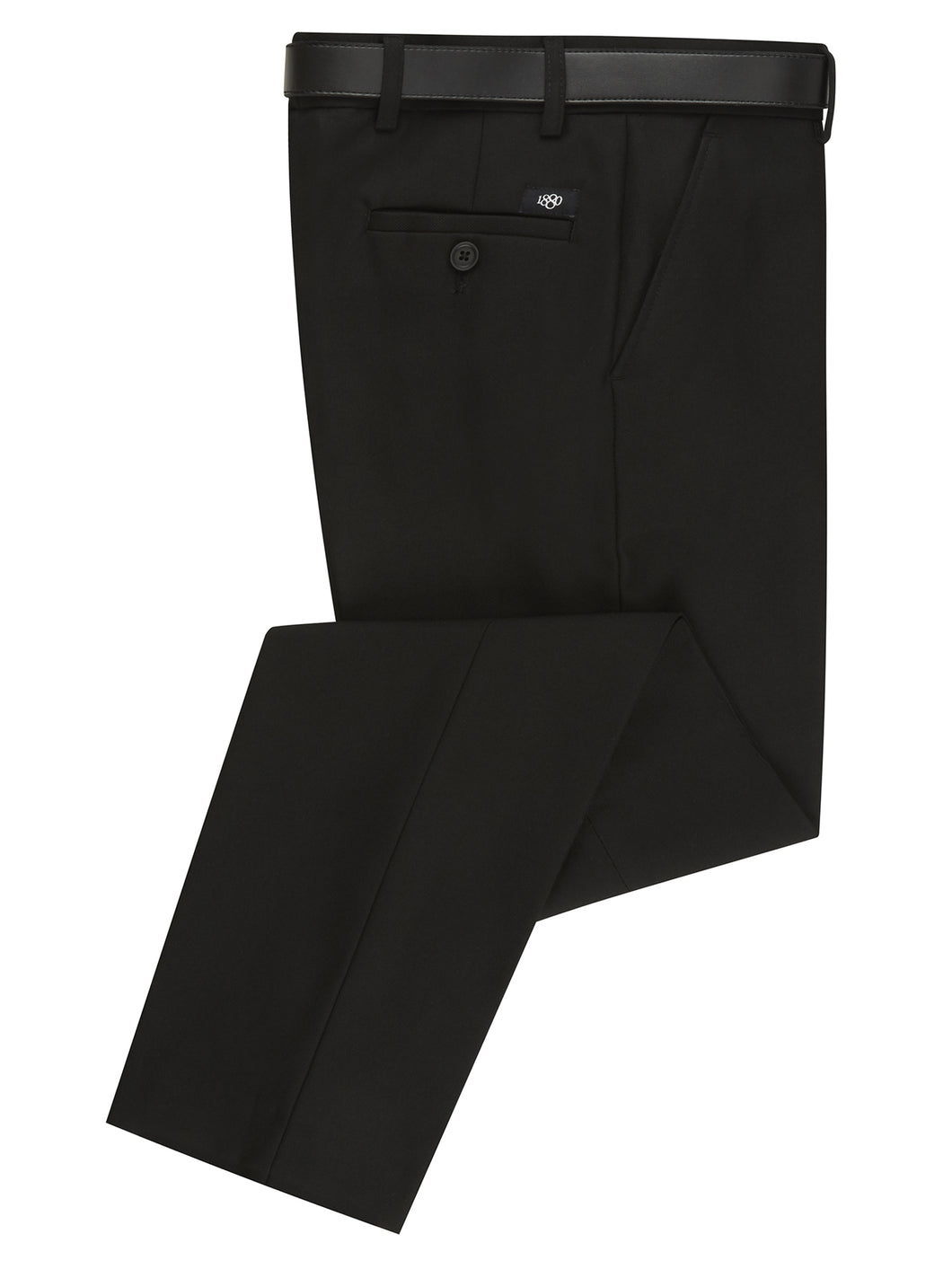 1880 Club Boys School Trousers Black