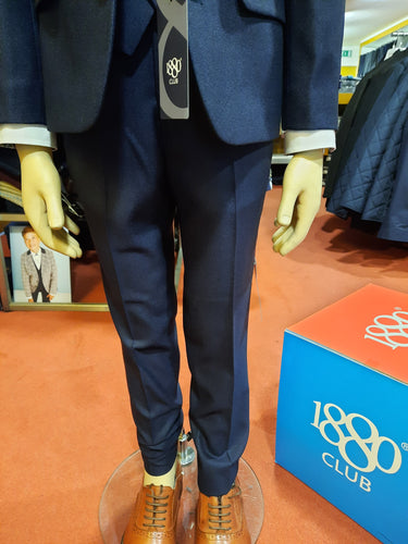 1880 Club Boys Junior Suit Trouser Navy
