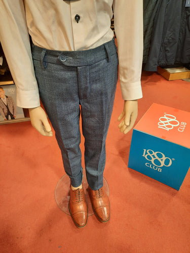 1880 Club Boys Junior Trouser - Conan ES Blue