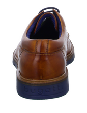 Load image into Gallery viewer, Bugatti Ciriaco Comfort Wide Fit Shoe Cognac