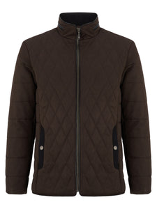 Douglas Hardy Jacket Brown