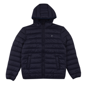 FARAH Delano Jacket Dark Blue