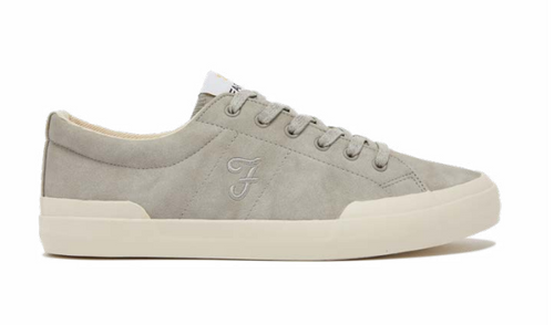 Farah Dallas Vulcanised Sneakers Grey