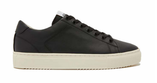 Farah Damon Lace Sneakers Black