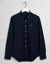 Load image into Gallery viewer, GANT Broadcloth Slim Fit Button Down Shirt Marine