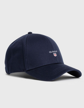 Load image into Gallery viewer, GANT Twill Cap Marine
