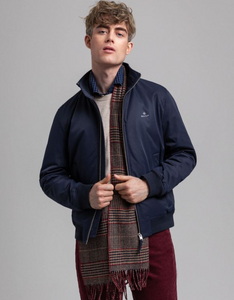 GANT Hampshire Jacket Evening Blue