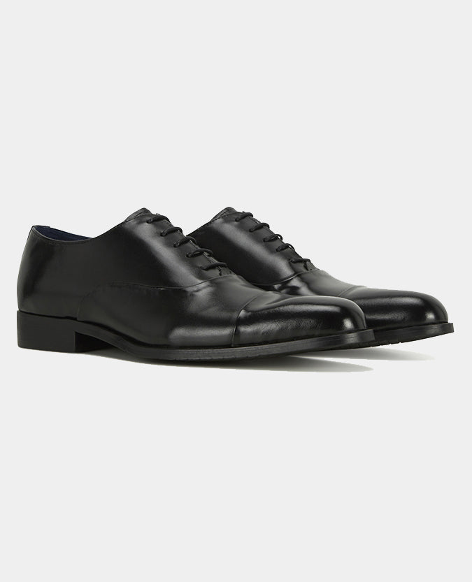 Remus Uomo Como Lace Shoe Black