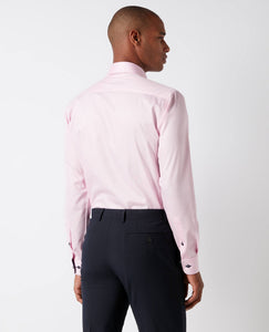 Remus Uomo Seville Tapered Fit Formal Shirt Pink