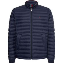 Load image into Gallery viewer, Tommy Hilfiger Packable Down Jacket Sky Captain