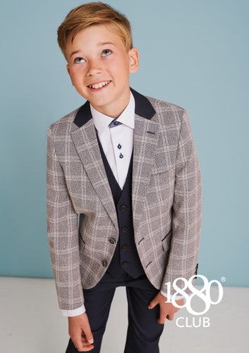 1880 Club Boy's Mixed Suit