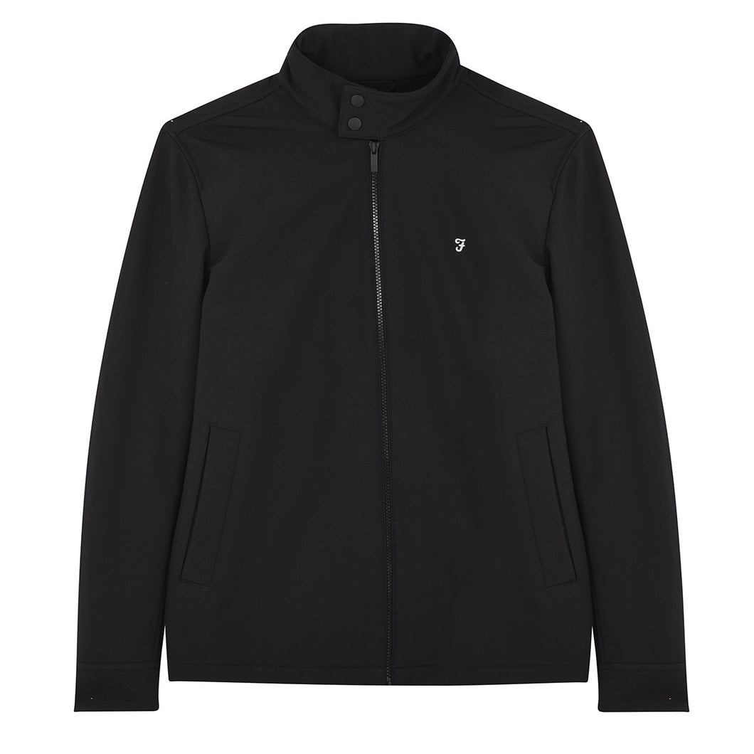 Farah Cormack Jacket Black