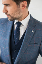 Load image into Gallery viewer, Herbie Frogg Suit Separates Three Piece Suit Blue Navy