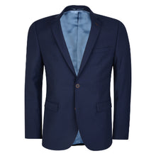 Load image into Gallery viewer, Magee Finn Navy Suit Jacket