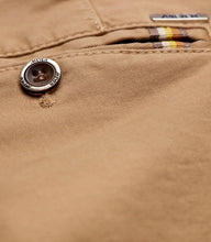 Load image into Gallery viewer, Meyer Oslo Camel Chino Button