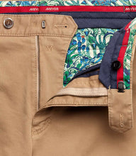 Load image into Gallery viewer, Meyer Oslo Camel Chino Zip