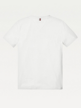 Load image into Gallery viewer, Tommy Hilfiger Kids Basic VN Tee Bright White
