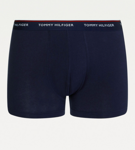 Tommy Hilfiger 3 Pack Trunks Navy