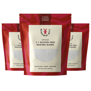 1-to-1 Gluten Free Baking Flour | Pack of 3