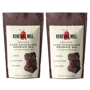 Dark Chocolate Brownie Mix | Pack of 2