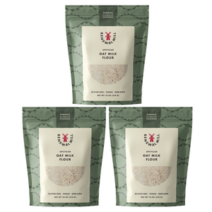 High Protein Oat Milk Flour (Pack of 3)
