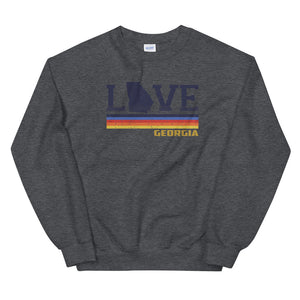 Love GA Retro Sweatshirt