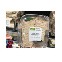 "Load image into Gallery viewer, Foodservice Whole Grain Lavash 8"" x 10"" (96 Sheets Bulk)"