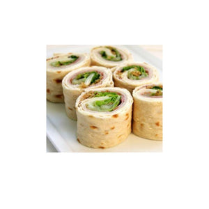 "Foodservice Whole Grain Lavash 8"" x 10"" (96 Sheets Bulk)"