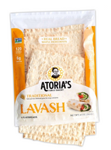 Load image into Gallery viewer, Traditional Lavash Flatbread
