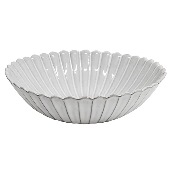 Iris Fluted Salad Bowl