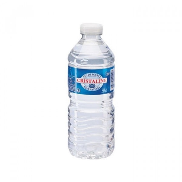 Cristaline Still Water - 500ml Bottle - Pack of 24