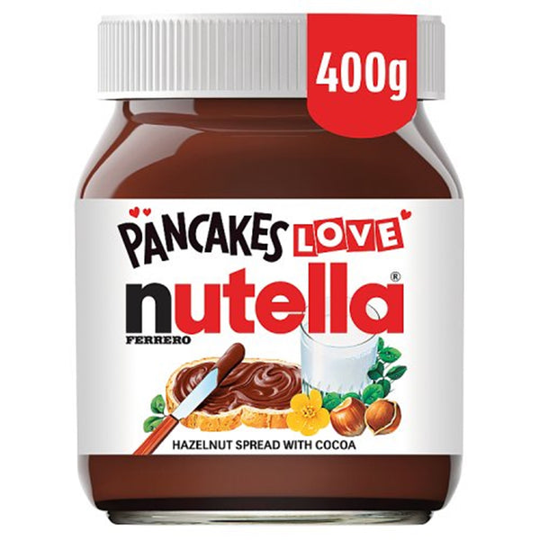 Nutella Hazelnut & Cocoa Spread - 400g Jar