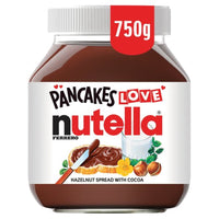 Nutella Hazelnut & Cocoa Spread - 750g Jar