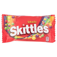 Skittles Fruit Flavoured Sweets - 45g bag - Pack of 36