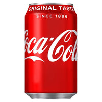 Coca-Cola / Coke - 330ml Can - Pack of 24