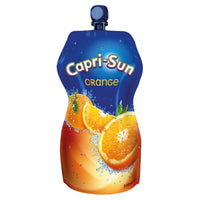 Capri Sun Orange - 330ml Pouch - Pack of 15