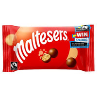 Maltesers Fairtrade Chocolates - 37g bag - Pack of 40
