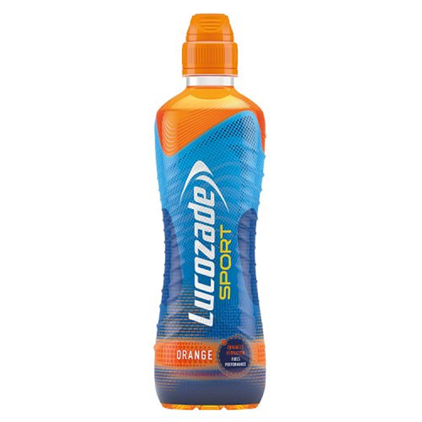 Lucozade Sport Orange - 500ml Bottle - Pack of 12