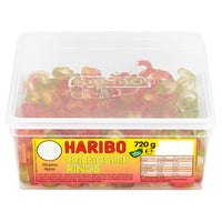 HARIBO Friendship Ring Sweets - 720g tub - Pack of 300 loose sweets