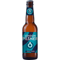 Portobello Brewing Co. London Pilsner - 330ml Bottle - Pack of 24