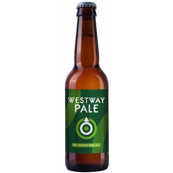 Portobello Brewing Co. Westway Pale Ale - 330ml Bottle - Pack of 24