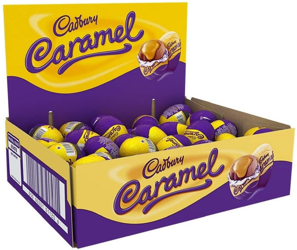Cadburys Caramel Egg - Box of 48